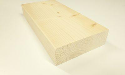 Mitallistettu puutavara